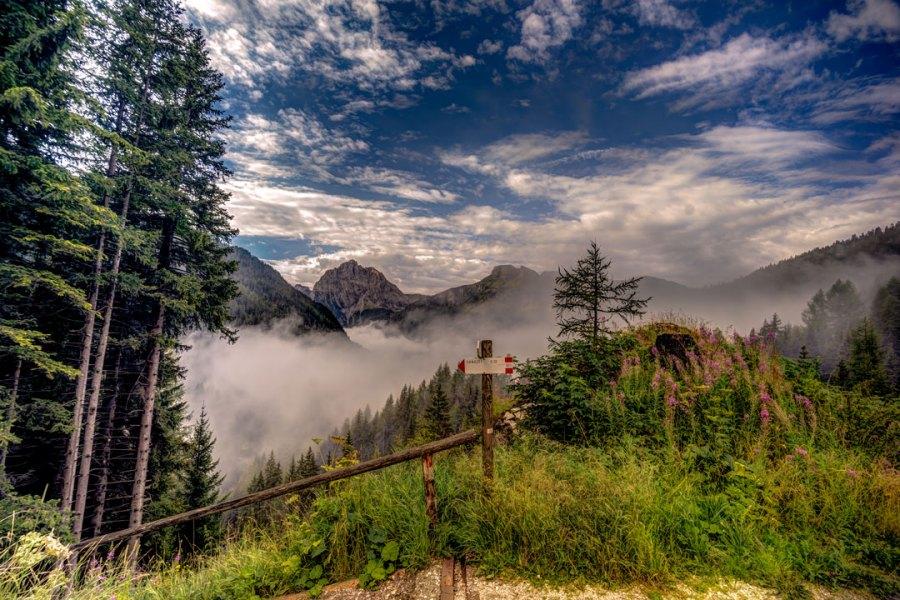 Dolomites - Passo Sella
